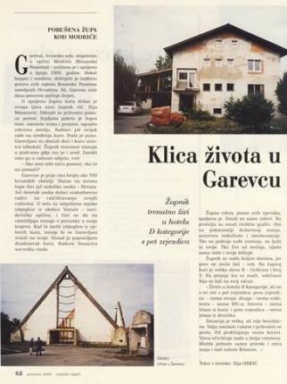 Klica zivota_Garevac